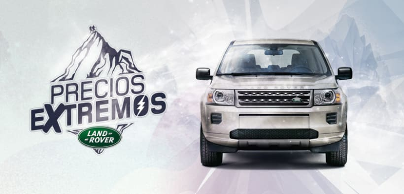 PRECIOS EXTREMOS // LAND ROVER 2