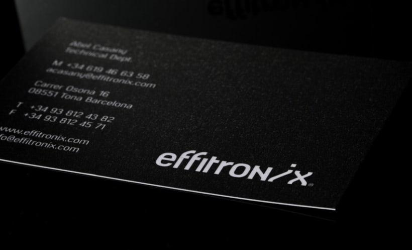 Imagen corporativa | Effitronix 3