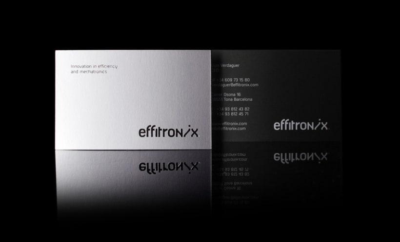 Imagen corporativa | Effitronix 2