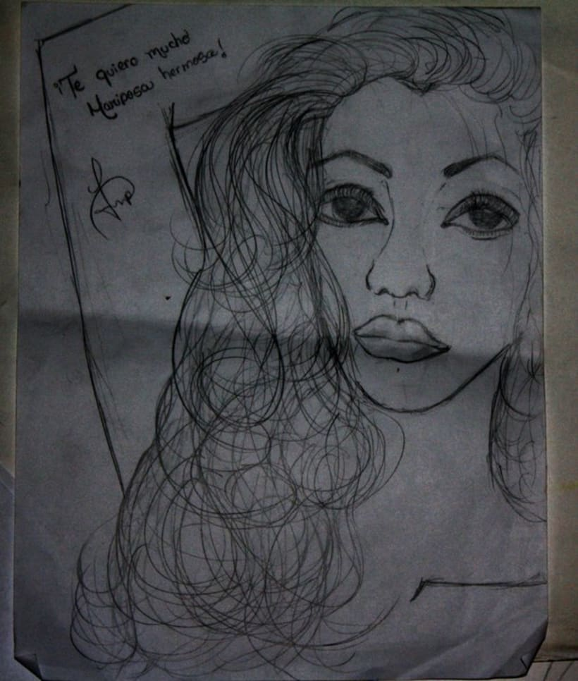 Ilustraciones <3 16