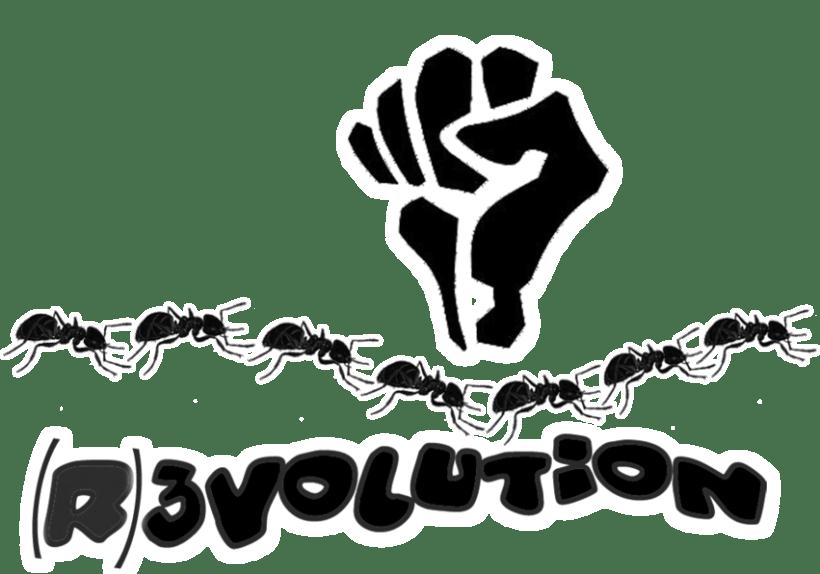 R3VOLUTION camisetas 5