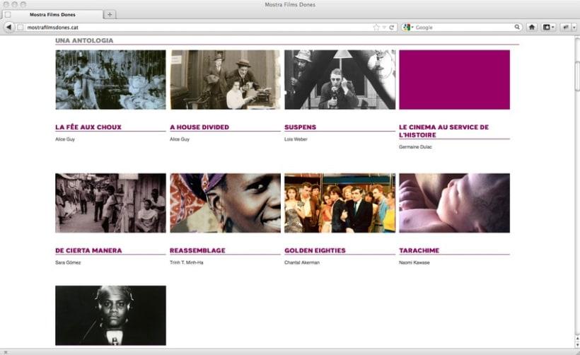 20ª Mostra Internacional de Films de Dones de Barcelona 4