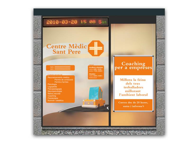 Imagen de marca Centre Mèdic Sant Pere 7