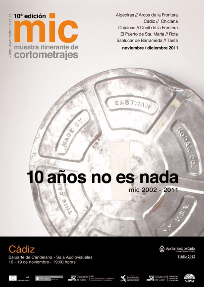 MIC: Muestra Itinerante de Cortometrajes 2011  3