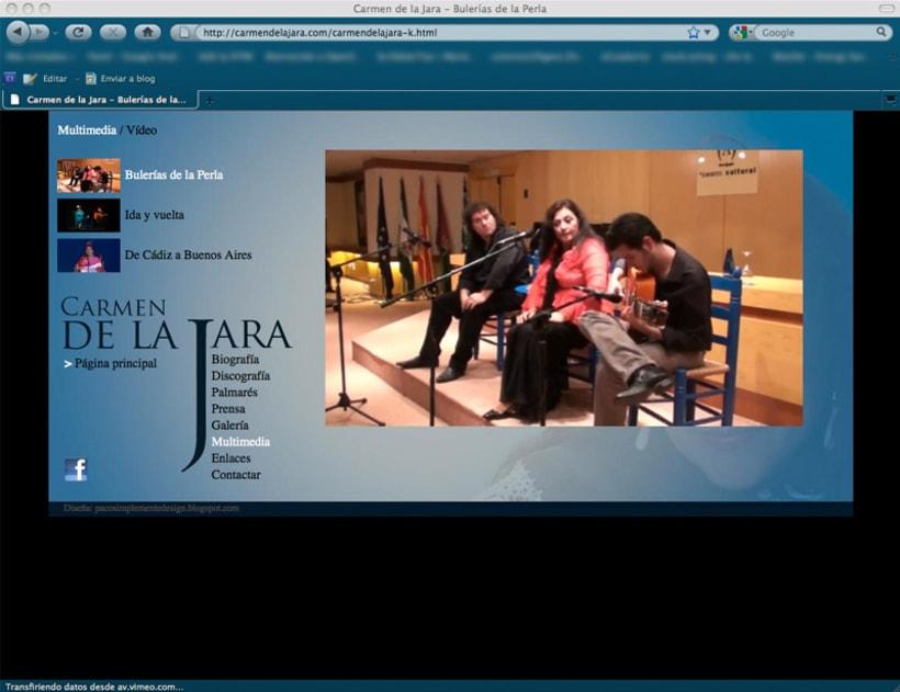 Web Carmen de la Jara 8