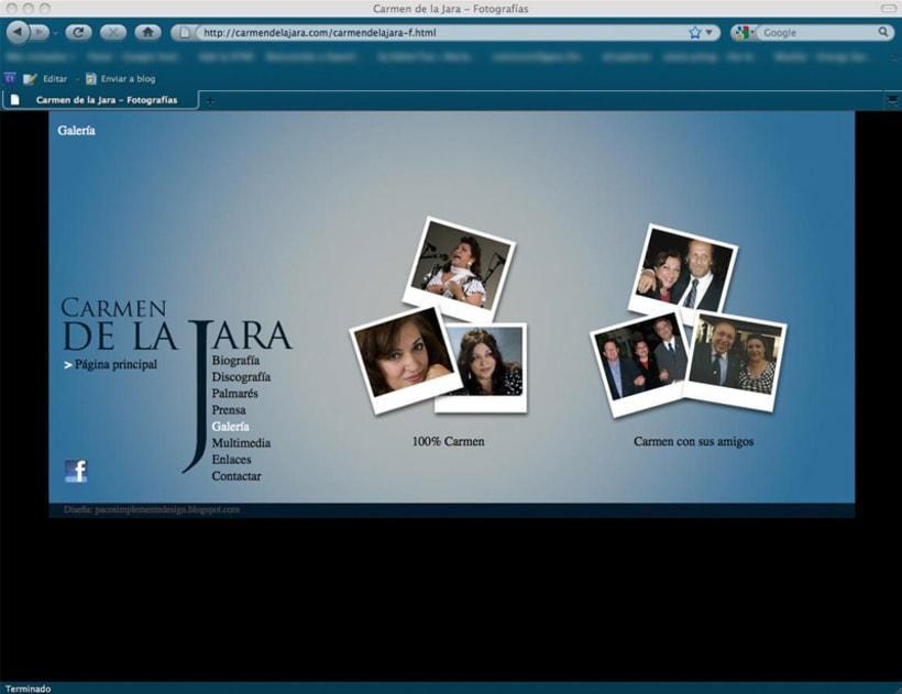 Web Carmen de la Jara 6