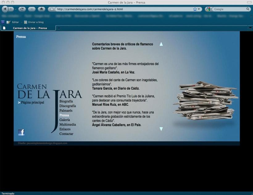Web Carmen de la Jara 5