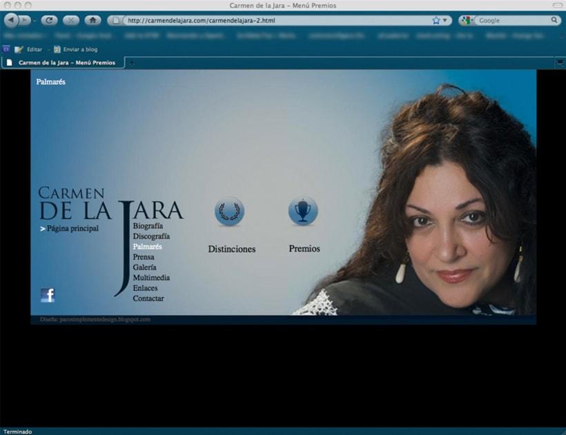 Web Carmen de la Jara 4