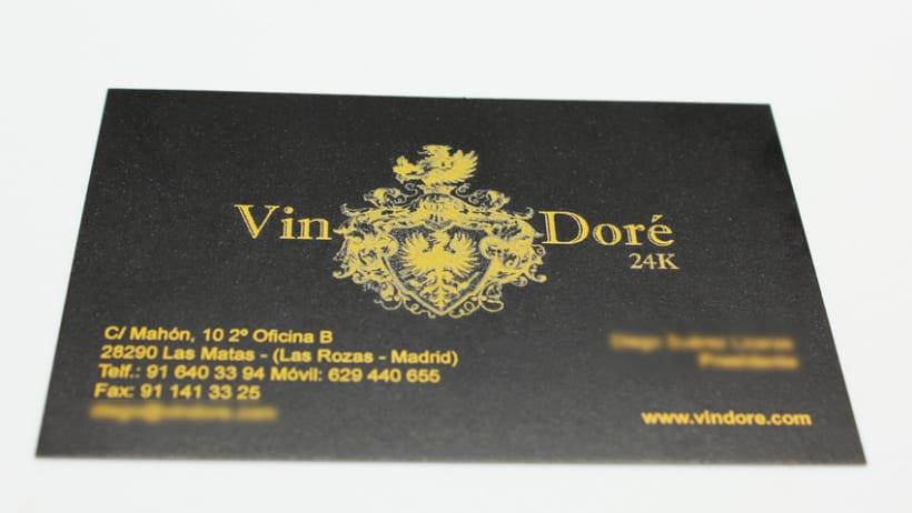 Vin Doré 24K 51