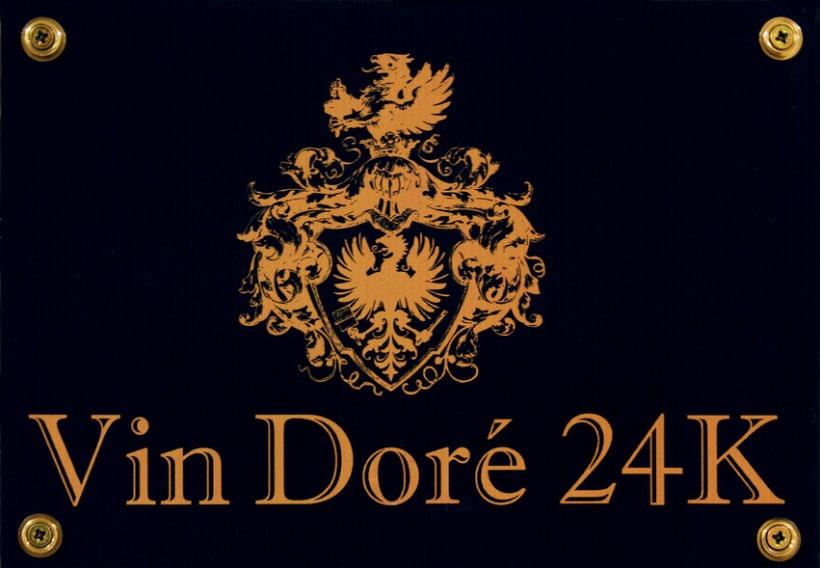 Vin Doré 24K 53
