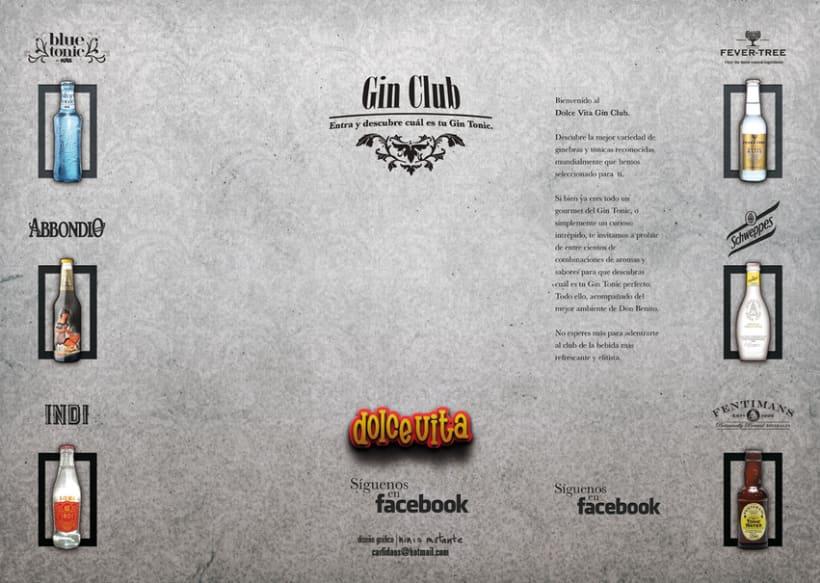 Dolce Vita Gin Club 8