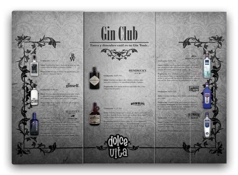 Dolce Vita Gin Club 6