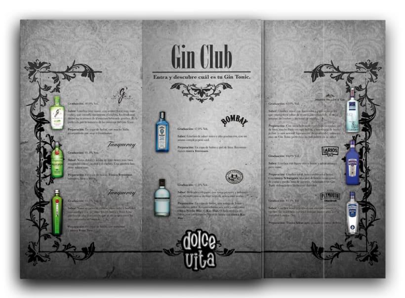Dolce Vita Gin Club 5