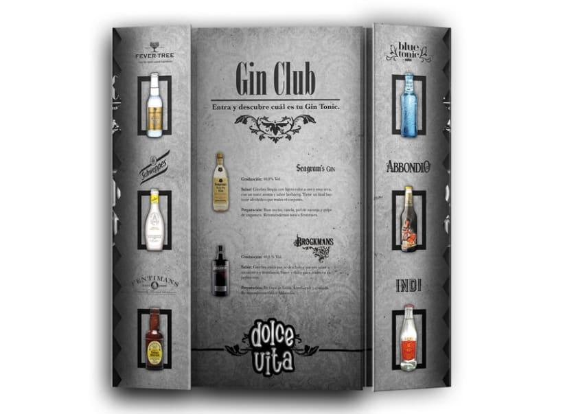 Dolce Vita Gin Club 2