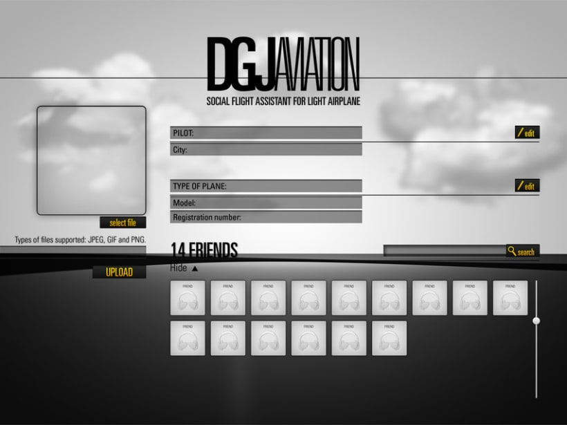DGJAviation - Social Flight Assistant for Light Airplane 15