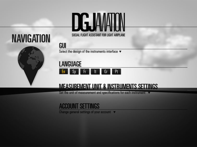 DGJAviation - Social Flight Assistant for Light Airplane 20