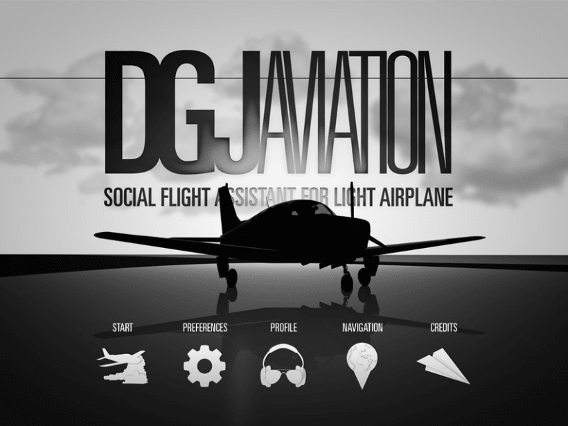 DGJAviation - Social Flight Assistant for Light Airplane 11
