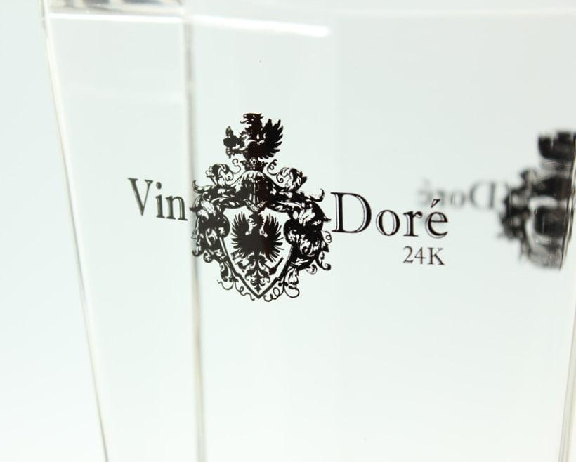Vin Doré 24K 43