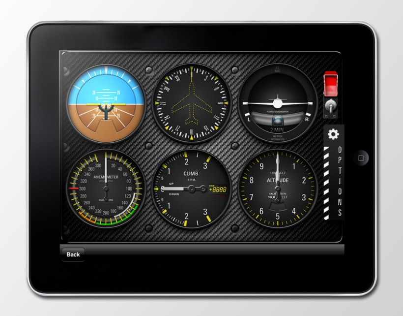 DGJAviation - Social Flight Assistant for Light Airplane 2