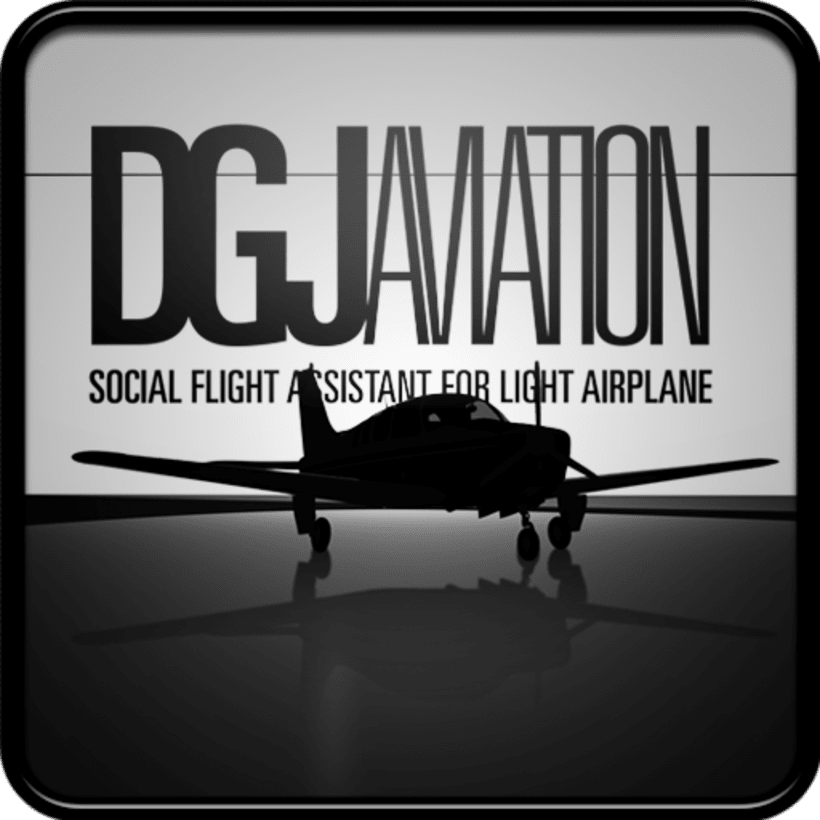 DGJAviation - Social Flight Assistant for Light Airplane 1