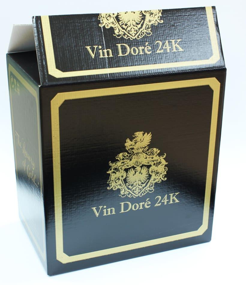 Vin Doré 24K 35