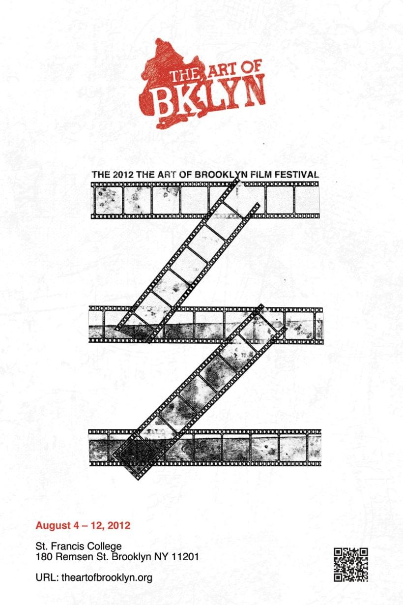 The Art of Brklyn Poster 2