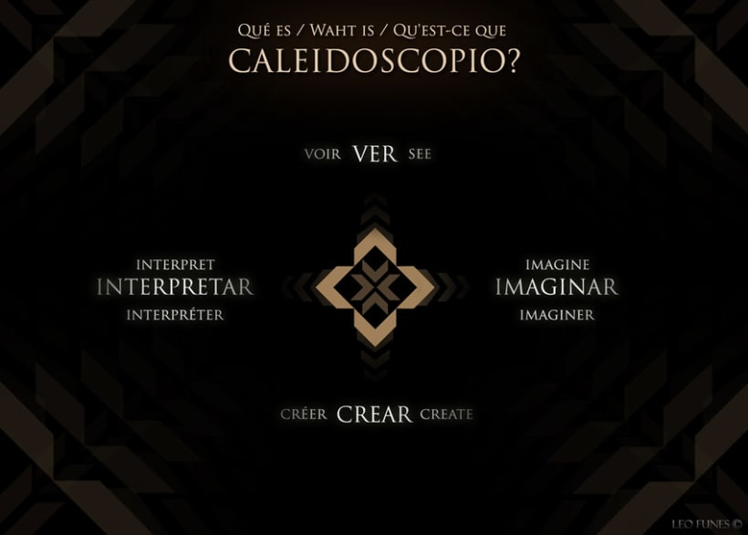 CALEIDOSCOPIO - 1 3