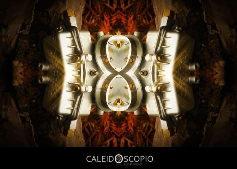 CALEIDOSCOPIO - 1 10