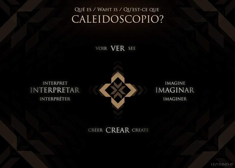 CALEIDOSCOPIO - 3 3