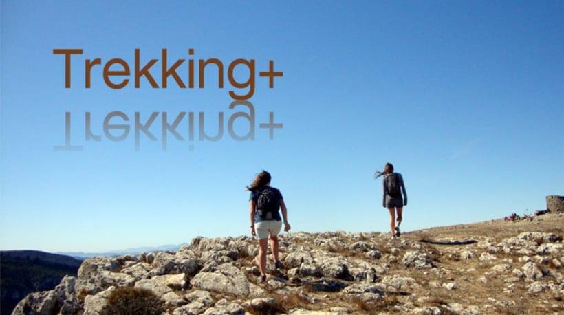 Diseño Interfaz de Trekking+ 1
