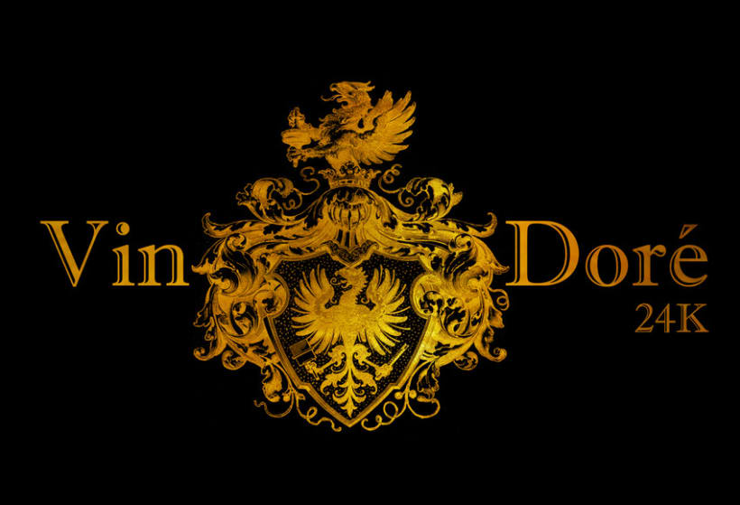 Vin Doré 24K 3