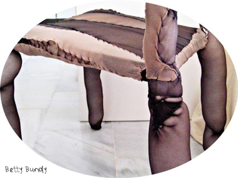 Arte y Diseño Textil (escenografía, instalación, esculturas blandas, tratamiento de objetos) 8