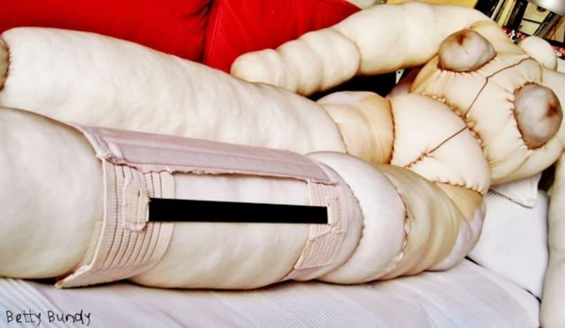 Arte y Diseño Textil (escenografía, instalación, esculturas blandas, tratamiento de objetos) 2