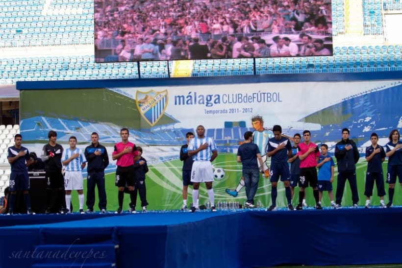 Malaga C.F x Nike Show 7