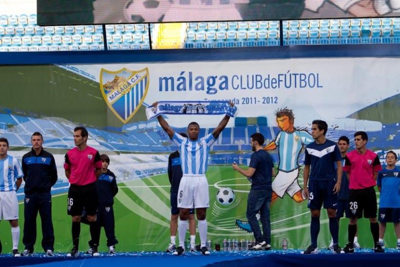 Malaga C.F x Nike Show 5
