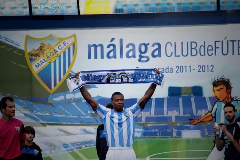Malaga C.F x Nike Show 8