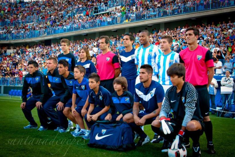 Malaga C.F x Nike Show 6