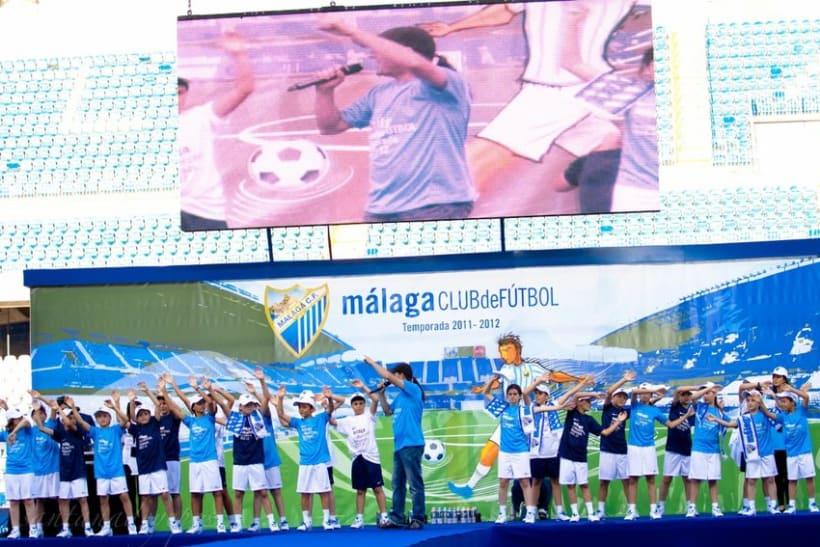 Malaga C.F x Nike Show 4