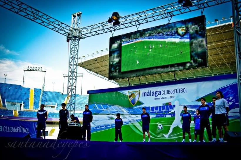 Malaga C.F x Nike Show 1