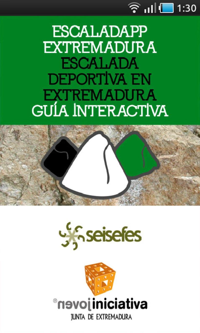 Escaladapp Extremadura 1