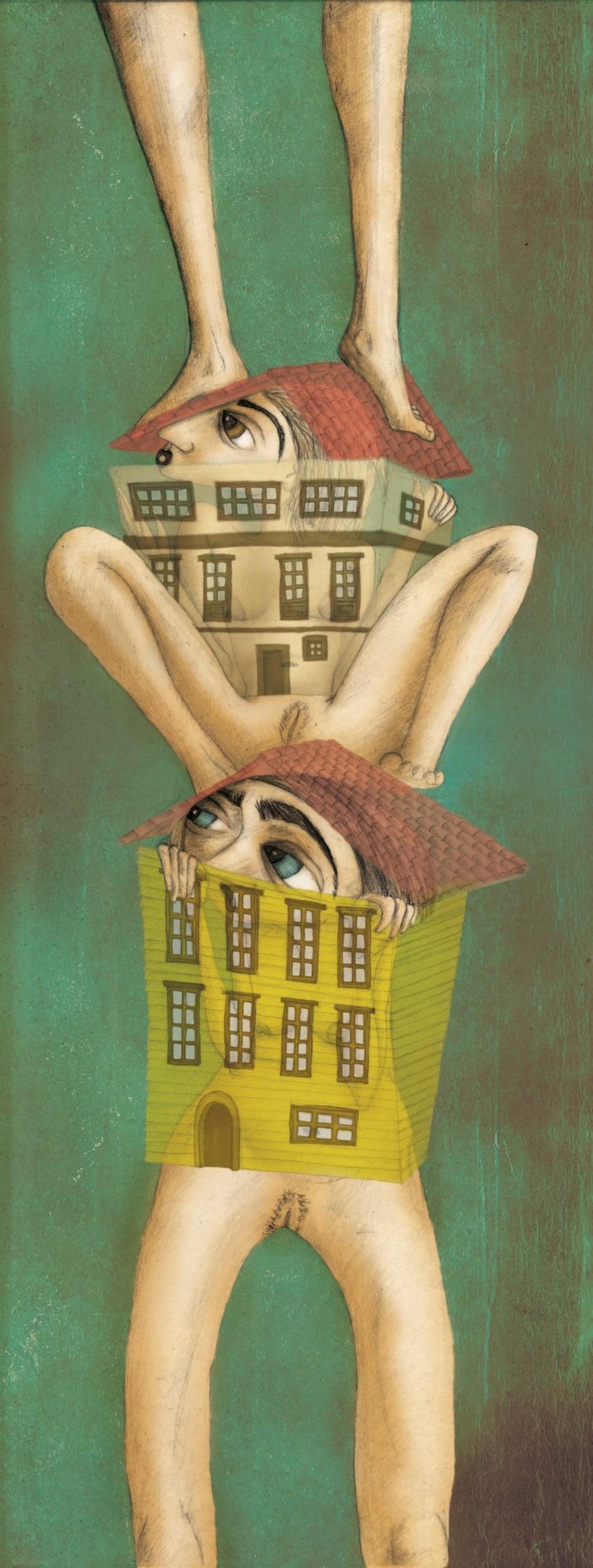 Hombre-casa 2