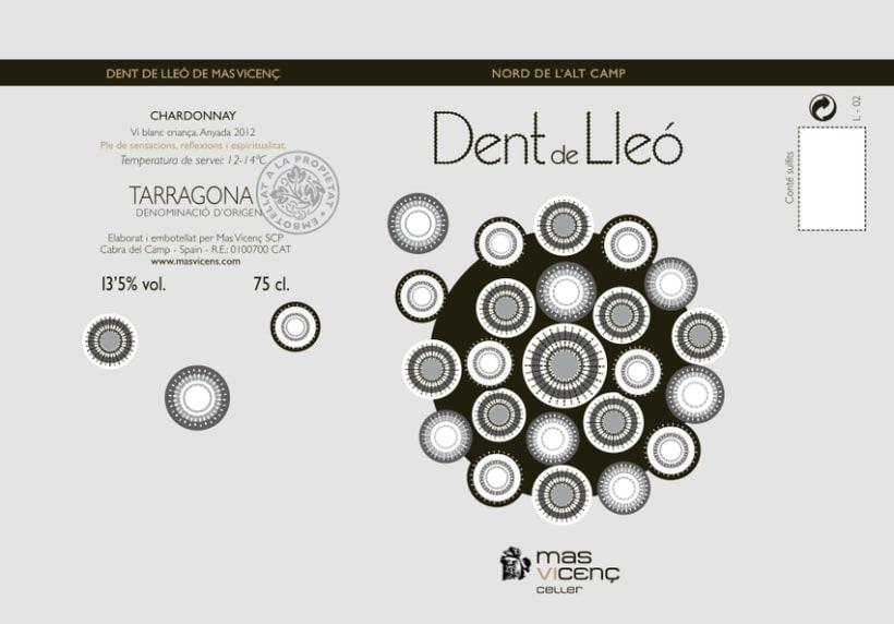 Dent de Lleó de Mas Vicenç 4