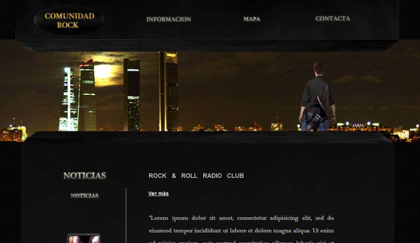 Proyecto Final MDI Portál Guia de Bares de Rock Comunidad de Madrid 1
