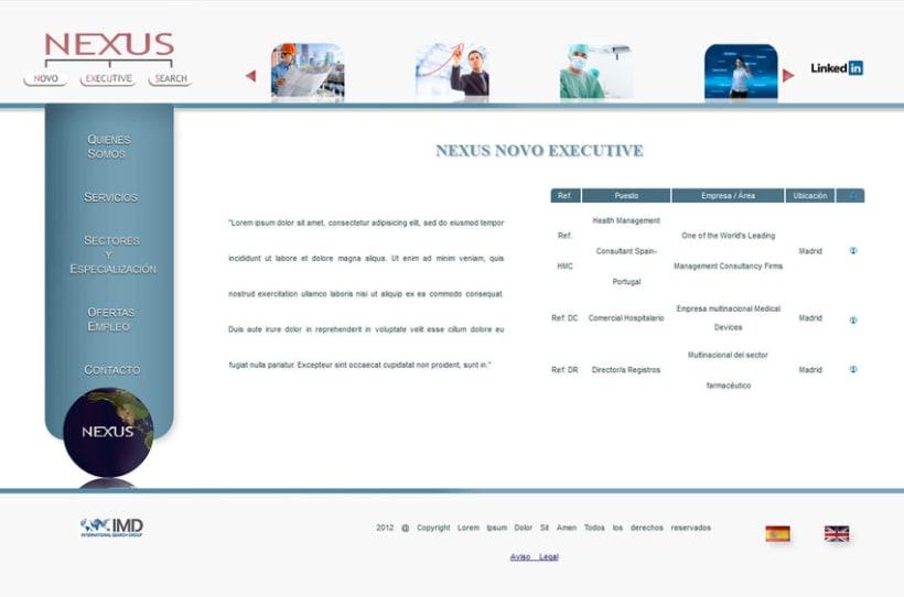 Propuesta Web Corporativa 1