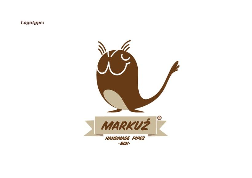 Identidad Markuz Pipes 6