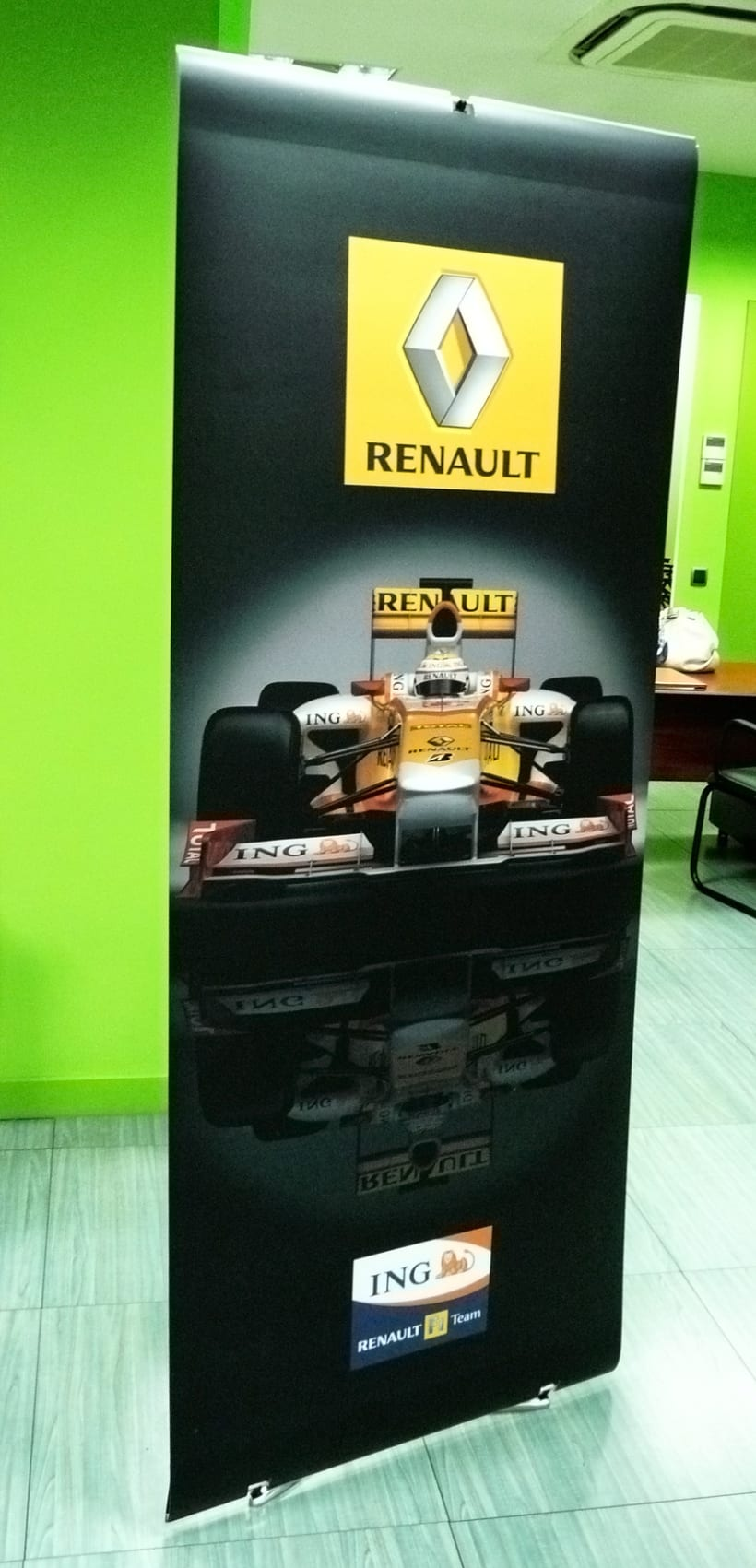 Renault Gran Premio de Montmeló 3