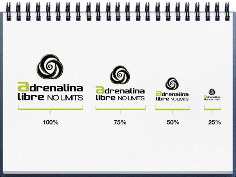 Identidad Corporativa Adrenalina Libre 15