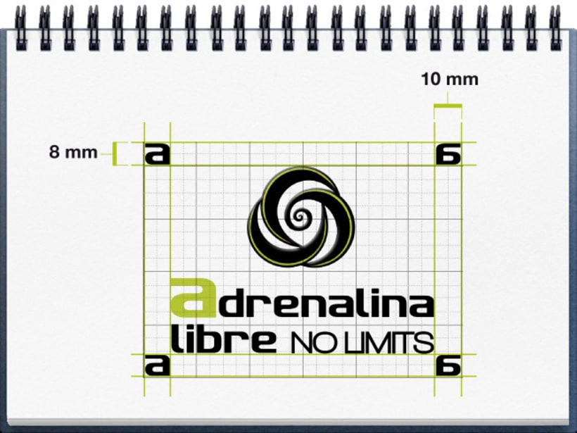 Identidad Corporativa Adrenalina Libre 13