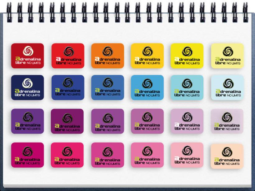 Identidad Corporativa Adrenalina Libre 11