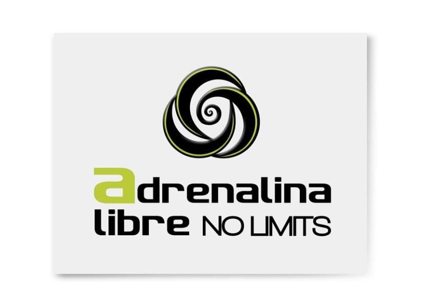 Identidad Corporativa Adrenalina Libre 7
